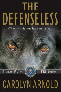 The Defenseless Final Design Front Cover