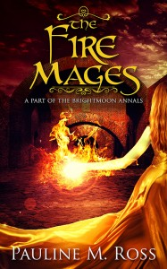 The Fire Mages - Cover 500x800