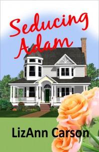 Seducing Adam cover