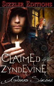 Claimed by the Zyndevine Cover