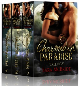 Charmed in Paradise Trilogy BOX SET