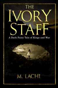 The ivory staff book cover